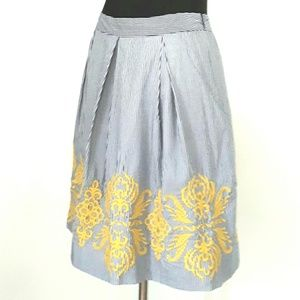 INC INTERNATIONAL CONCEPTS SKIRT FIT & FLARE SKIRT